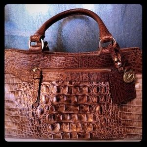 Brahmin Satchel Purse